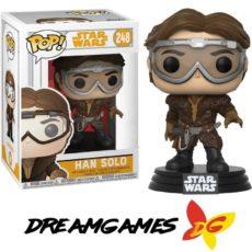 Figurine Pop Star Wars 248 Han Solo