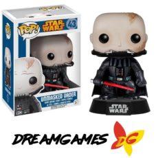 Figurine Pop Star Wars 43 Unmasked Vader