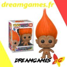 Figurine Pop Trolls 04 Orange Troll