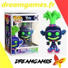 Figurine Pop Trolls World Tour 881 King Trollex