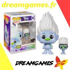 Figurine Pop Trolls 882 Guy Diamond with Tiny