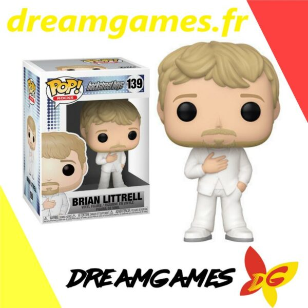 Figurine Pop Backstreet Boys 139 Brian Littrell
