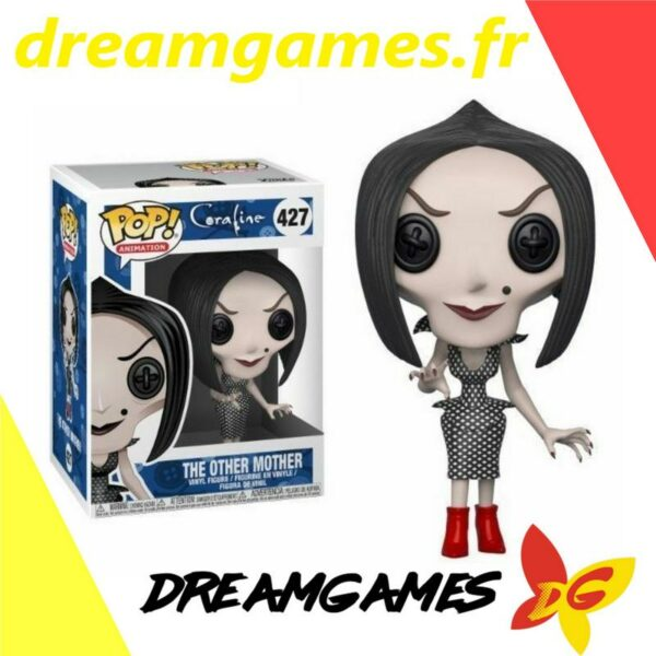 Figurine Pop Coraline 427 The Other Mother