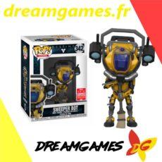 Figurine Pop Destiny 342 Sweeper Bot