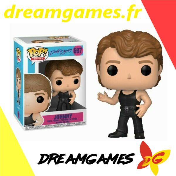 Figurine Pop Dirty Dancing 697 Johnny