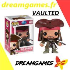 Figurine Pop Disney 48 Jack Sparrow VAULTED