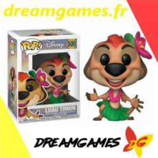 Figurine Pop Disney 500 Luau Timon