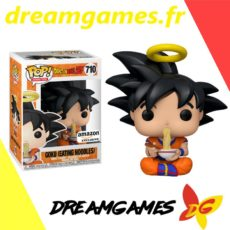 Figurine Pop Dragon Ball Z 710 Goku eating noodles