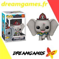 Figurine Pop Dumbo 511 Fireman Dumbo