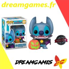 Figurine Pop Lilo & Stitch 605 Halloween Stitch
