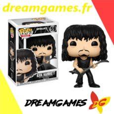 Figurine Pop Metallica 59 Kirk Hammett