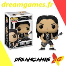 Figurine Pop Metallica 60 Robert Trujillo