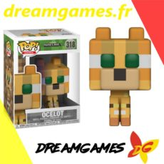 Figurine Pop Minecraft 318 Ocelot