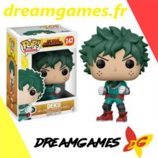 Figurine Pop My Hero Academia 247 Deku