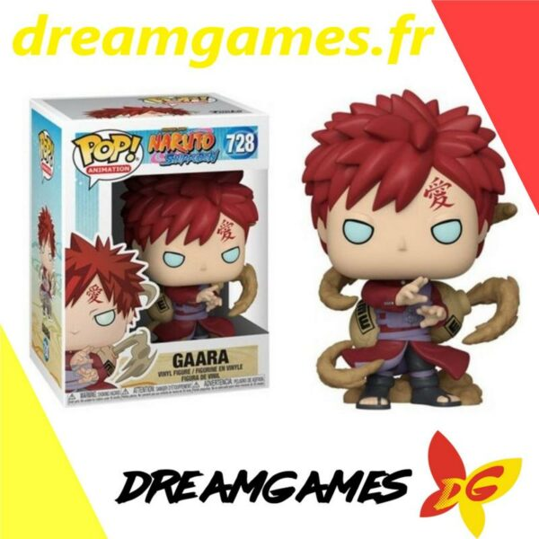 Figurine Pop Naruto 728 Gaara
