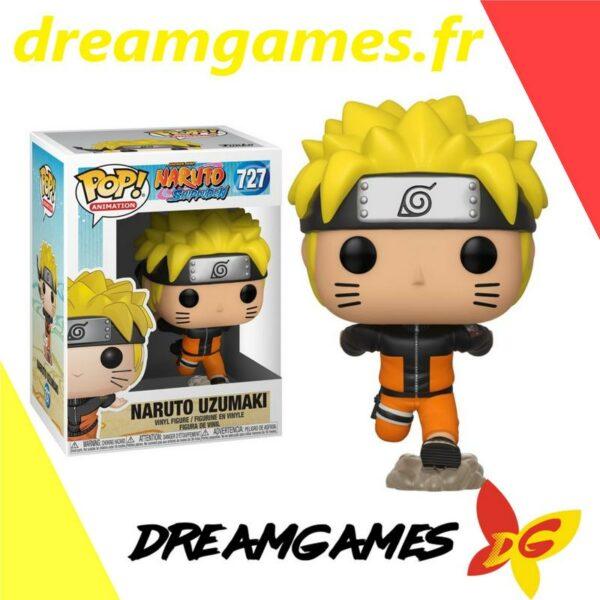 Figurine Pop Naruto 727 Naruto Uzumaki running