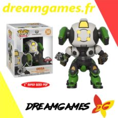 Figurine Pop Overwatch 360 Orisa