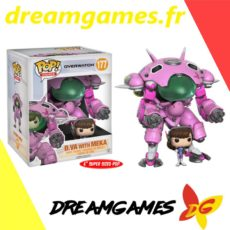Figurine Pop Overwatch 177 D.VA with MEKA