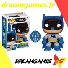 Figurine Pop Super Heroes 01 Retro Batman