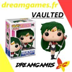 Figurine Pop Sailor Moon 296 Sailor Pluto VAULTED