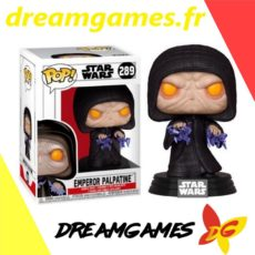 Figurine Pop Star Wars 289 Emperor Palpatine