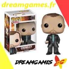 Figurine Pop Supernatural 200 Crowley