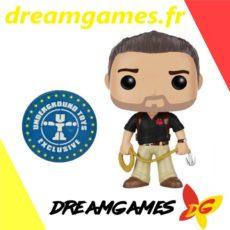 Figurine Pop Uncharted 4 Nathan Drake (Naughty Dog shirt)