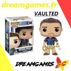 Figurine Pop Uncharted 4 Nathan Drake VAULTED