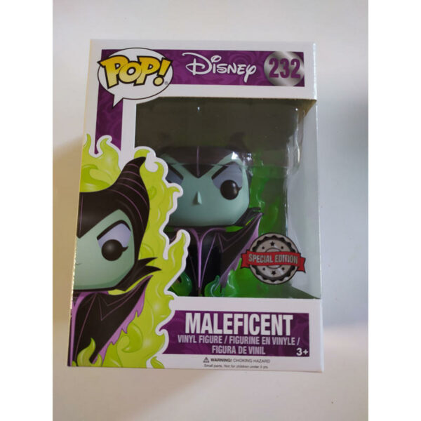Figurine Pop Disney 232 Maleficent Special Edition 1