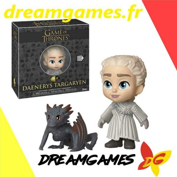 Figurine 5 Star Game of Thrones Daenerys