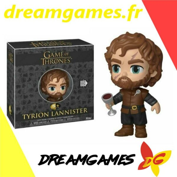 Figurine 5 Star Game of Thrones Tyrion
