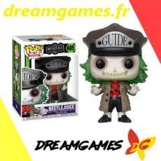 Figurine Pop Beetlejuice 605