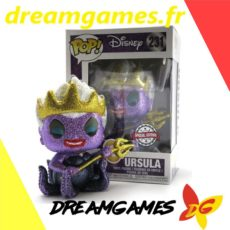 Figurine Pop Disney 231 Ursula Glitter Special Edition