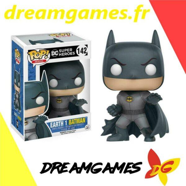 Figurine Pop DC 142 Earth 1 Batman VAULTED