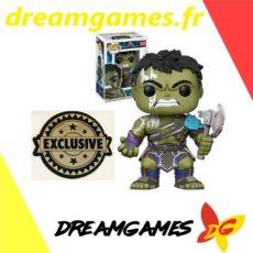 Figurine Pop Thor Ragnarok 249 Hulk Exclusive
