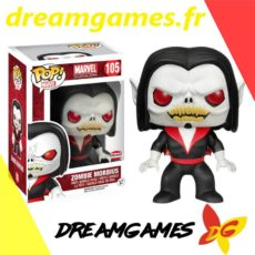 Figurine Pop Marvel 105 Zombie Morbius Exclusive
