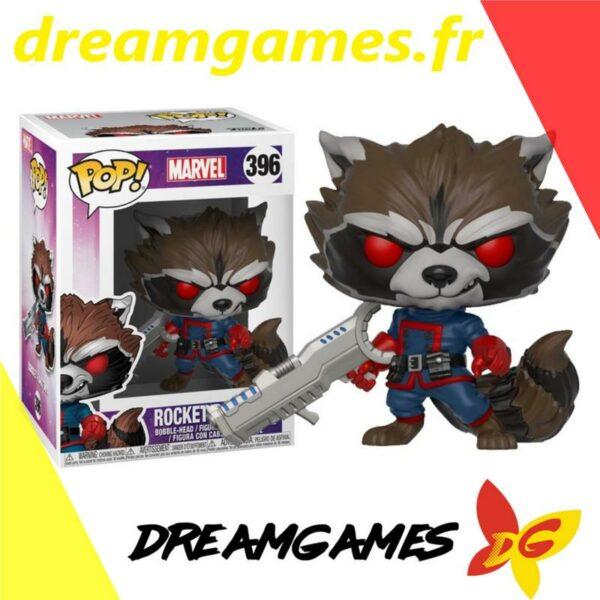 Figurine Pop Marvel 396 Rocket Raccoon