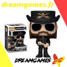 Figurine Pop Motorhead 170 Lemmy Kilmister