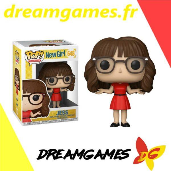 Figurine Pop New Girl 648 Jess