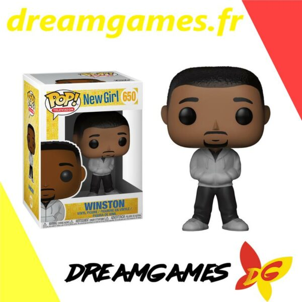 Figurine Pop New Girl 650 Winston