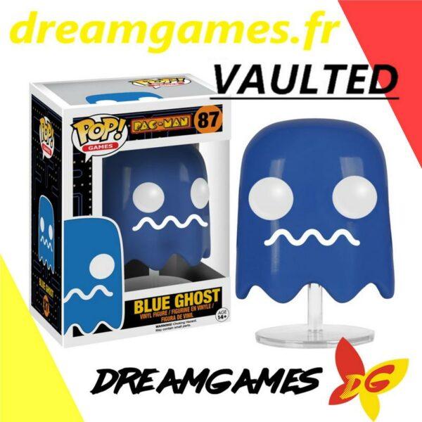 Figurine Pop Pac Man 87 Blue Ghost