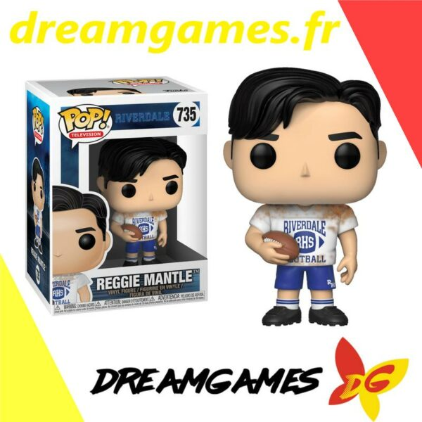 Figurine Pop Riverdale 735 Reggie Mantle