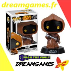 Figurine Pop Star Wars 20 Jawa VAULTED