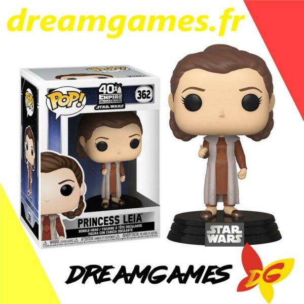 Figurine Pop Star Wars 362 Princess Leia