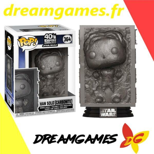 Figurine Pop Star Wars 364 Han Solo Carbonite