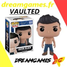 Figurine Pop Twilight 322 Jacob Black VAULTED