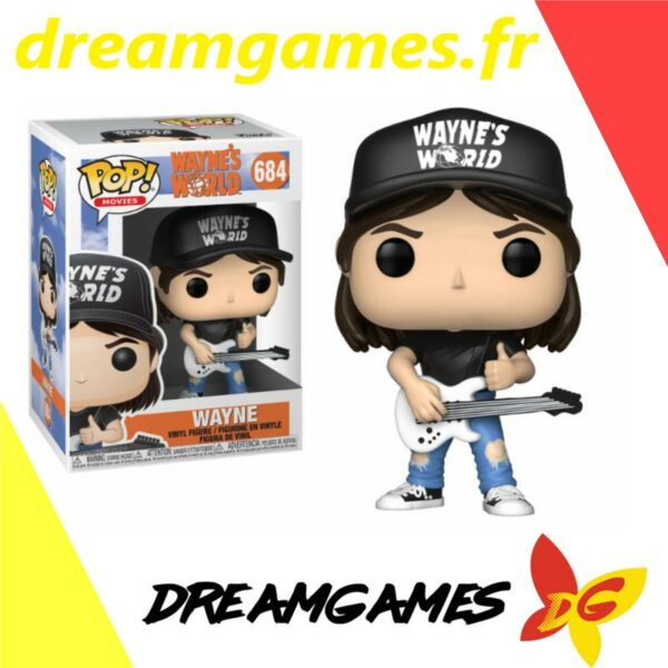 Figurine Pop Wayne's World 684 Wayne