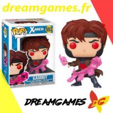 Figurine Pop X Men 553 Gambit