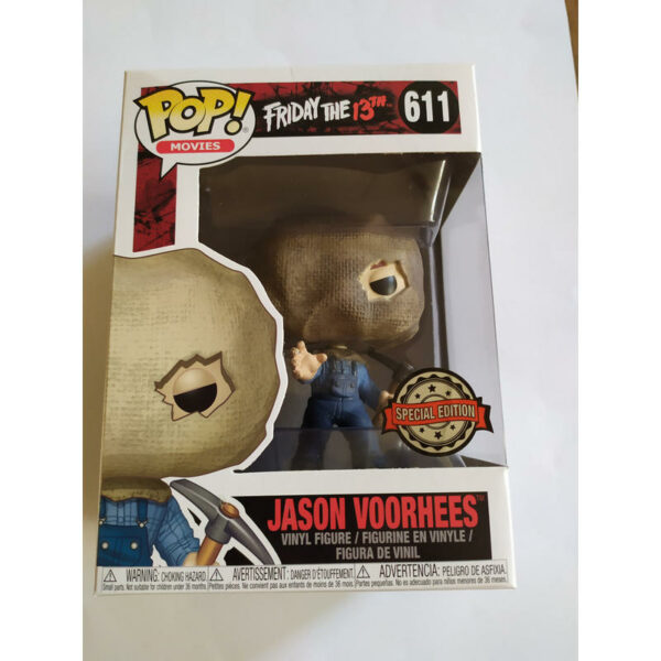 Figurine Pop Friday the 13th Jason Voorhees 611 (not mint) 1