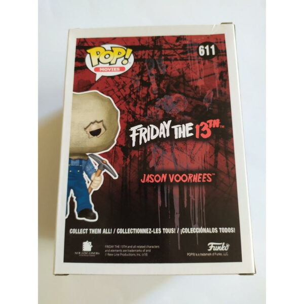 Figurine Pop Friday the 13th Jason Voorhees 611 (not mint) 2